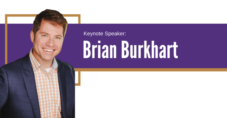 Brian Burkhart Conation Nation Symposium Keynote Speaker
